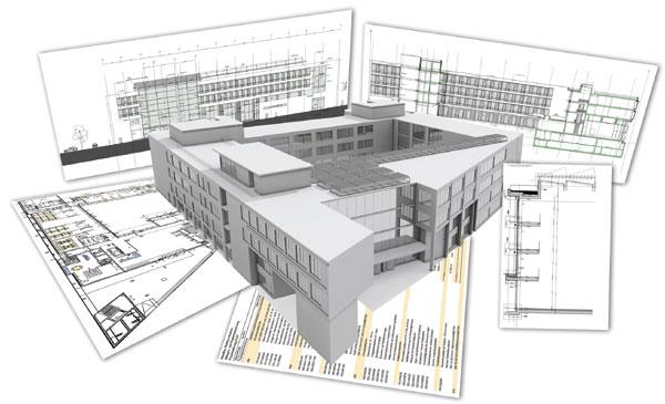 Allplan architecture for Conception d architecture en ligne